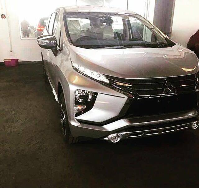 Cận cảnh Mitsubishi Xpander mới từ trong ra ngoài trước giờ ra mắt Đông Nam Á - Ảnh 2.