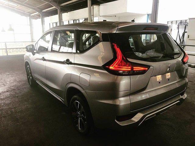 Cận cảnh Mitsubishi Xpander mới từ trong ra ngoài trước giờ ra mắt Đông Nam Á - Ảnh 3.