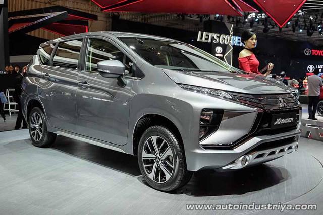 Xe MPV lai SUV cỡ nhỏ Mitsubishi Xpander chính thức trình làng tại Đông Nam Á - Ảnh 5.