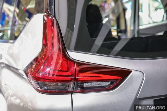 Xe MPV lai SUV cỡ nhỏ Mitsubishi Xpander chính thức trình làng tại Đông Nam Á - Ảnh 8.