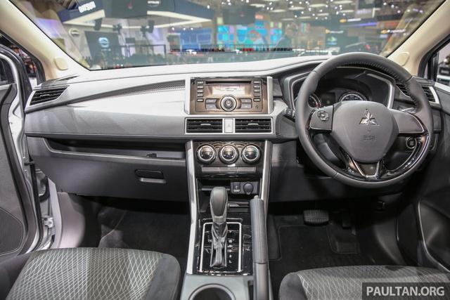 Xe MPV lai SUV cỡ nhỏ Mitsubishi Xpander chính thức trình làng tại Đông Nam Á - Ảnh 10.