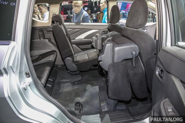 Xe MPV lai SUV cỡ nhỏ Mitsubishi Xpander chính thức trình làng tại Đông Nam Á - Ảnh 18.
