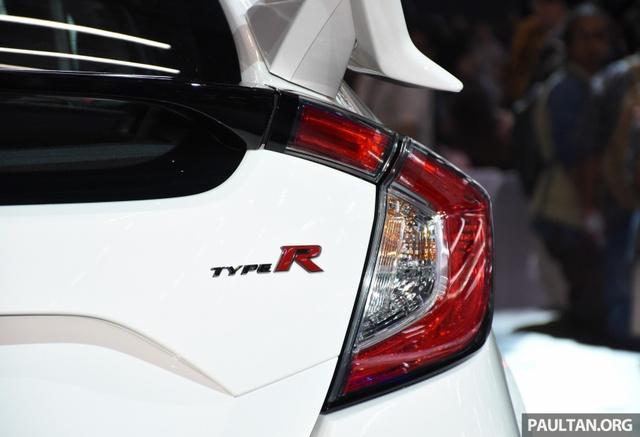 Honda Civic Type R 2017 tiếp tục ra mắt Đông Nam Á, giá từ 1,69 tỷ Đồng - Ảnh 7.