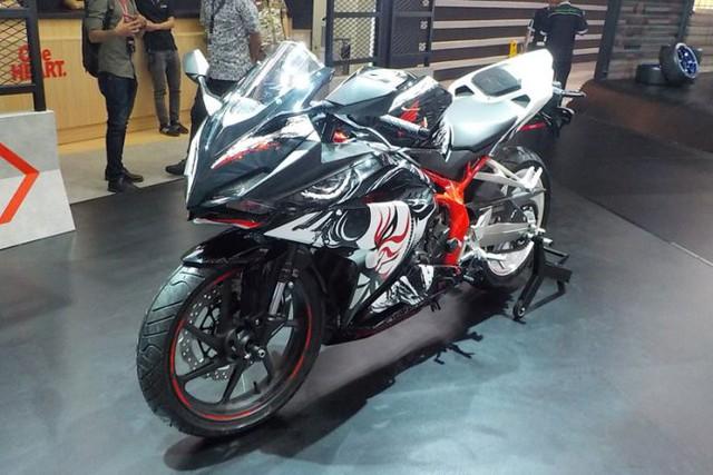 Honda CBR250RR phiên bản đặc biệt mới được vén màn, giá từ 120,6 triệu Đồng - Ảnh 4.