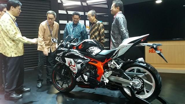 Honda CBR250RR phiên bản đặc biệt mới được vén màn, giá từ 120,6 triệu Đồng - Ảnh 7.