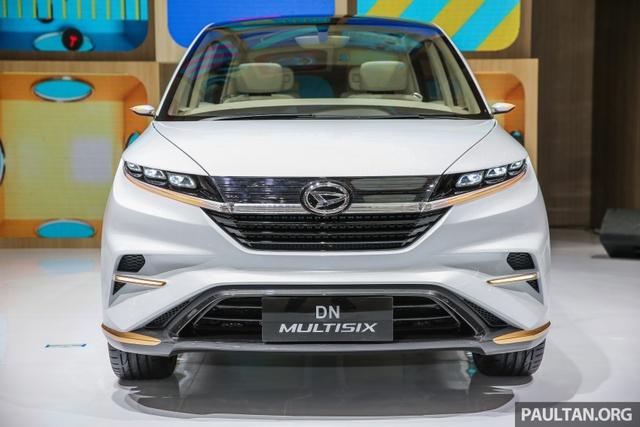 Cận cảnh cặp đôi xe concept hoàn toàn mới của Daihatsu - Ảnh 3.