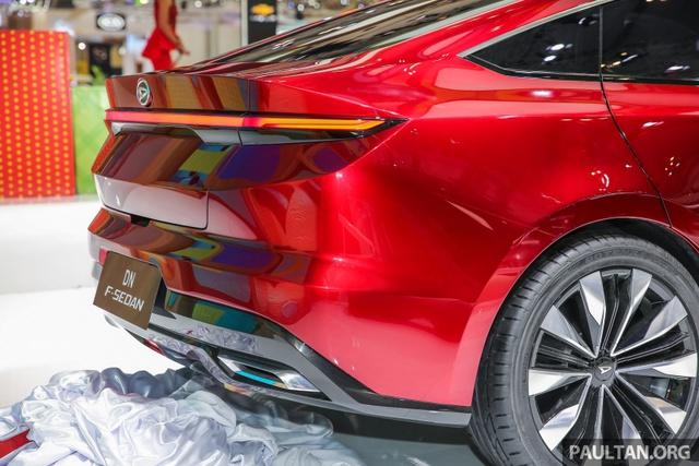 Cận cảnh cặp đôi xe concept hoàn toàn mới của Daihatsu - Ảnh 10.
