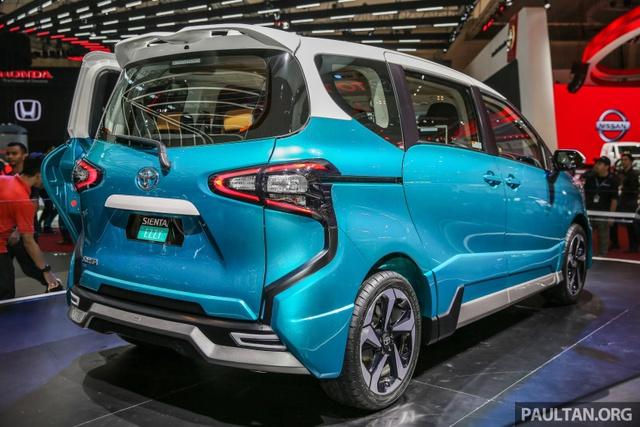 Xe gia đình Toyota Sienta lột xác từ hình tượng dễ thương sang đậm chất thể thao - Ảnh 4.