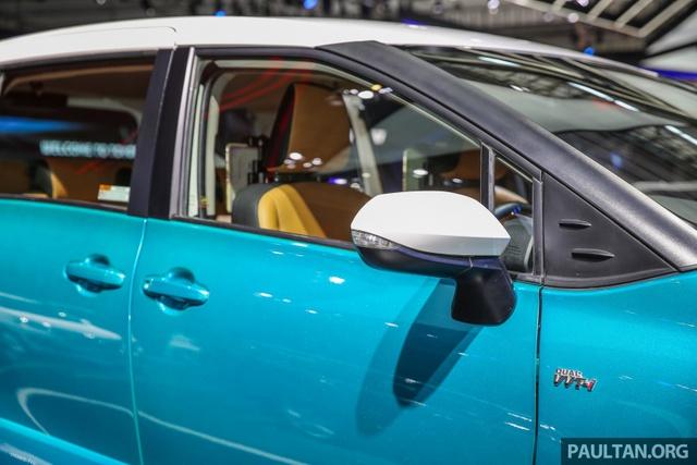 Xe gia đình Toyota Sienta lột xác từ hình tượng dễ thương sang đậm chất thể thao - Ảnh 5.