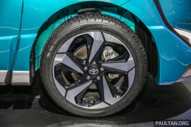 Xe gia đình Toyota Sienta lột xác từ hình tượng dễ thương sang đậm chất thể thao - Ảnh 6.