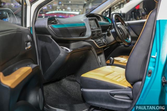 Xe gia đình Toyota Sienta lột xác từ hình tượng dễ thương sang đậm chất thể thao - Ảnh 7.