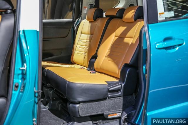 Xe gia đình Toyota Sienta lột xác từ hình tượng dễ thương sang đậm chất thể thao - Ảnh 8.