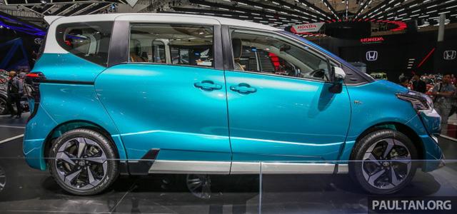 Xe gia đình Toyota Sienta lột xác từ hình tượng dễ thương sang đậm chất thể thao - Ảnh 10.