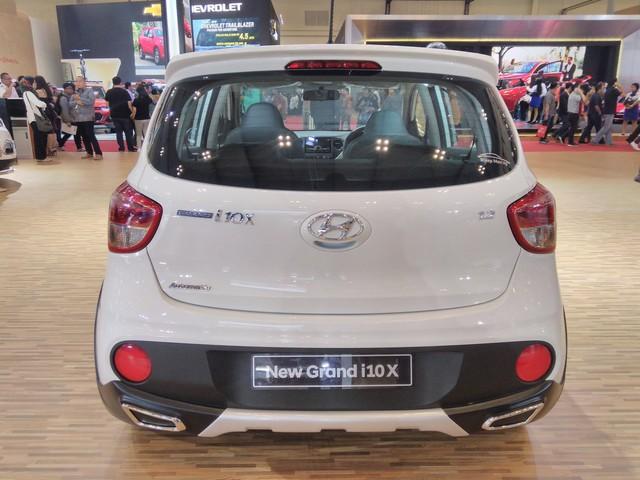 Làm quen với phiên bản mang kiểu dáng SUV của Hyundai Grand i10 2017 - Ảnh 4.