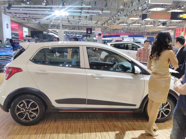 Làm quen với phiên bản mang kiểu dáng SUV của Hyundai Grand i10 2017 - Ảnh 5.