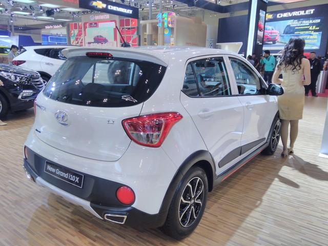 Làm quen với phiên bản mang kiểu dáng SUV của Hyundai Grand i10 2017 - Ảnh 6.