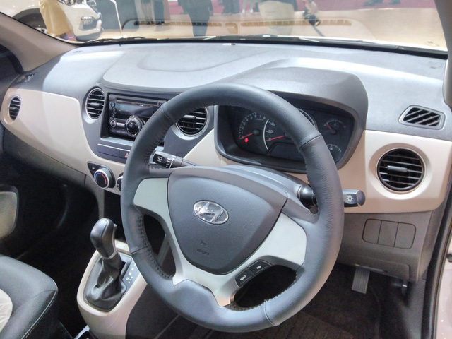 Làm quen với phiên bản mang kiểu dáng SUV của Hyundai Grand i10 2017 - Ảnh 8.