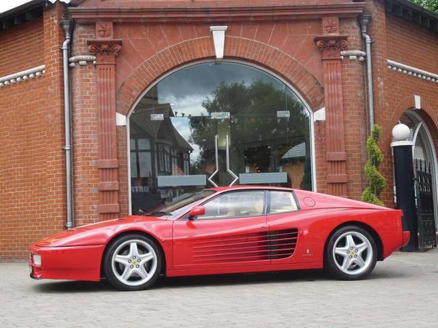 Diện kiến chiếc ô tô đồ chơi thuộc hàng đắt nhất thế giới, mang hình hài siêu xe Ferrari Testarossa - Ảnh 3.