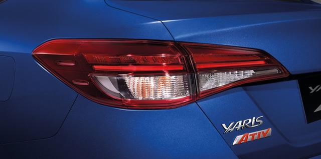 Toyota Yaris Ativ - phiên bản giá rẻ của Vios - chính thức ra mắt Đông Nam Á - Ảnh 5.