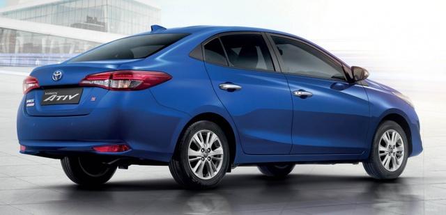 Toyota Yaris Ativ - phiên bản giá rẻ của Vios - chính thức ra mắt Đông Nam Á - Ảnh 6.