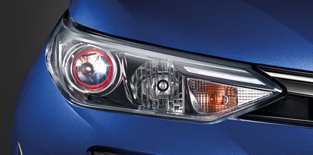 Toyota Yaris Ativ - phiên bản giá rẻ của Vios - chính thức ra mắt Đông Nam Á - Ảnh 8.