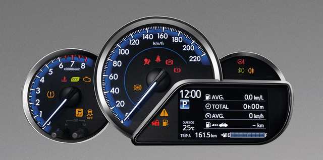 Toyota Yaris Ativ - phiên bản giá rẻ của Vios - chính thức ra mắt Đông Nam Á - Ảnh 11.