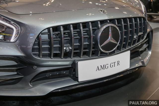 Diện kiến siêu xe Mercedes-AMG GT R bằng xương, bằng thịt tại Đông Nam Á - Ảnh 2.