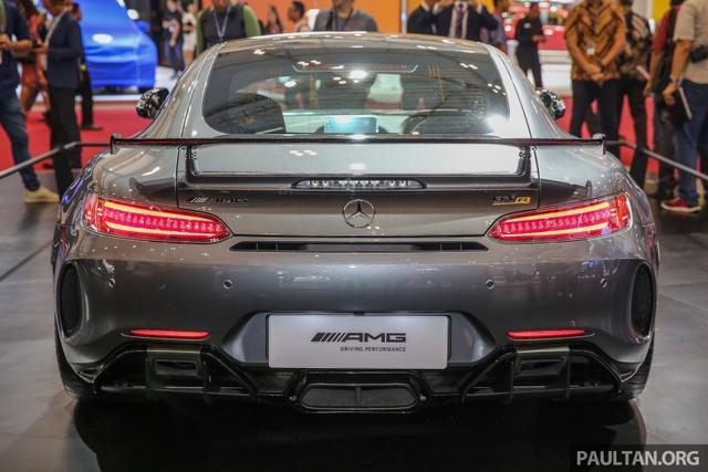 Diện kiến siêu xe Mercedes-AMG GT R bằng xương, bằng thịt tại Đông Nam Á - Ảnh 4.