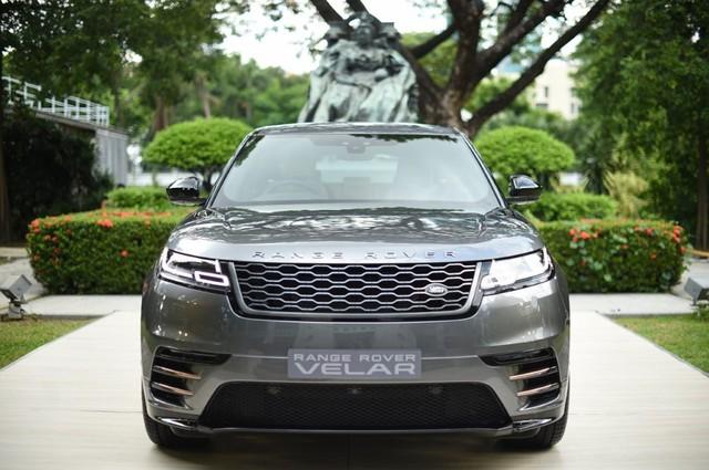 SUV hạng sang Range Rover Velar ra mắt Đông Nam Á với giá từ 4,1 tỷ Đồng - Ảnh 1.
