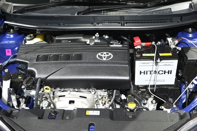Ngắm hình ảnh bằng xương, bằng thịt của sedan giá rẻ Toyota Yaris Ativ mới ra mắt - Ảnh 3.
