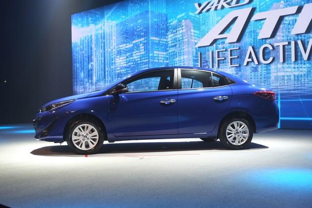 Ngắm hình ảnh bằng xương, bằng thịt của sedan giá rẻ Toyota Yaris Ativ mới ra mắt - Ảnh 2.