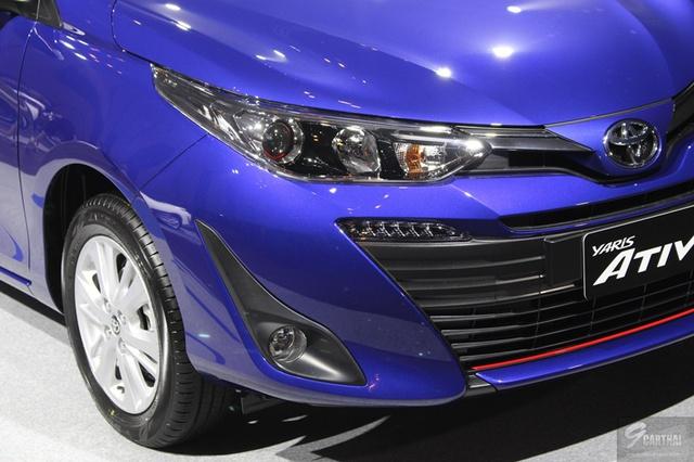 Ngắm hình ảnh bằng xương, bằng thịt của sedan giá rẻ Toyota Yaris Ativ mới ra mắt - Ảnh 5.