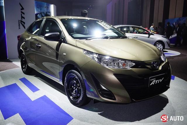 Ngắm hình ảnh bằng xương, bằng thịt của sedan giá rẻ Toyota Yaris Ativ mới ra mắt - Ảnh 9.