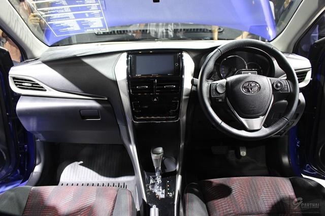 Ngắm hình ảnh bằng xương, bằng thịt của sedan giá rẻ Toyota Yaris Ativ mới ra mắt - Ảnh 11.