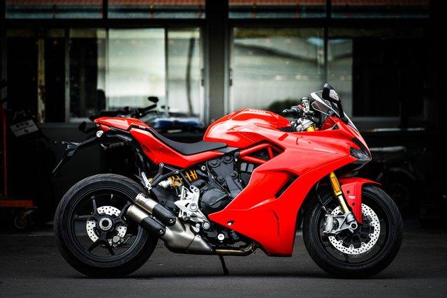 Mô tô thể thao Ducati SuperSport 2017 cập bến Đông Nam Á với giá 382 triệu Đồng - Ảnh 6.