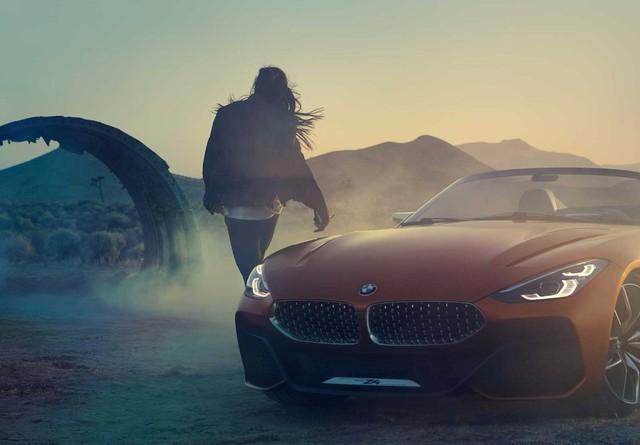 Xem trước diện mạo của xe mui trần hạng sang BMW Z4 thế hệ mới - Ảnh 3.