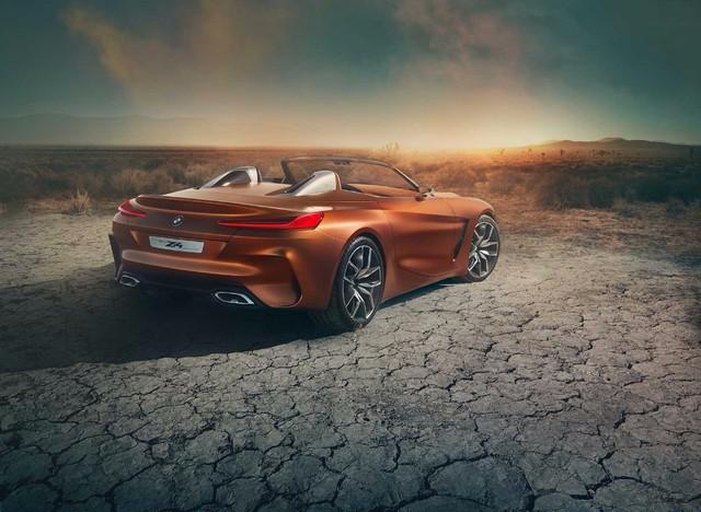 Xem trước diện mạo của xe mui trần hạng sang BMW Z4 thế hệ mới - Ảnh 9.