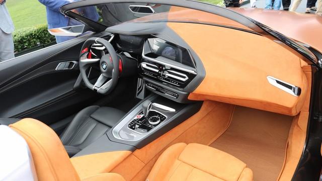 Chiêm ngưỡng vẻ đẹp của BMW Z4 Concept ngoài đời thực - Ảnh 12.