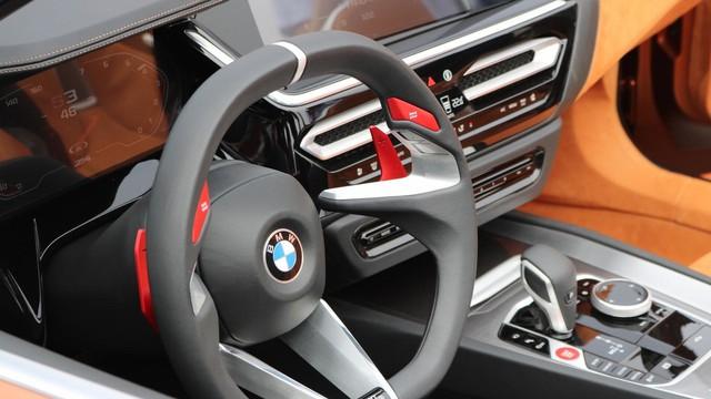 Chiêm ngưỡng vẻ đẹp của BMW Z4 Concept ngoài đời thực - Ảnh 13.