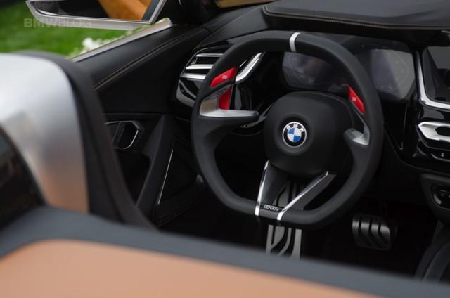 Chiêm ngưỡng vẻ đẹp của BMW Z4 Concept ngoài đời thực - Ảnh 14.