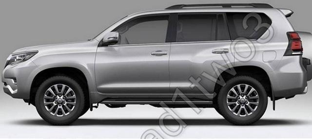 Toyota Land Cruiser Prado 2018 có cả phiên bản 5 và 7 chỗ, giá từ 735 triệu Đồng - Ảnh 1.