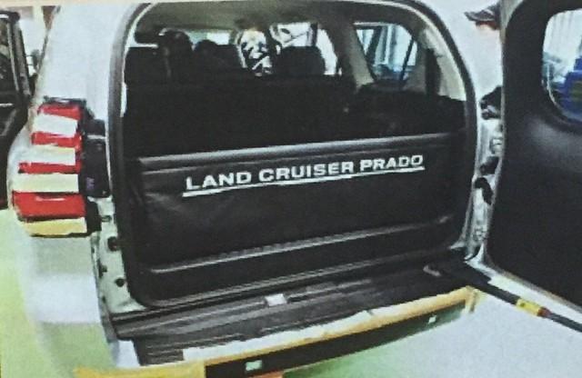 Toyota Land Cruiser Prado 2018 có cả phiên bản 5 và 7 chỗ, giá từ 735 triệu Đồng - Ảnh 9.