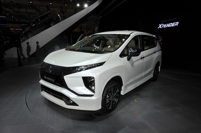 Vừa ra mắt, Mitsubishi Xpander sẽ về Việt Nam đã bán chạy như tôm tươi - Ảnh 1.