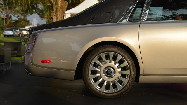 Mãn nhãn với những hình ảnh bằng xương, bằng thịt của xe nhà giàu Rolls-Royce Phantom 2018 - Ảnh 5.