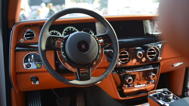 Mãn nhãn với những hình ảnh bằng xương, bằng thịt của xe nhà giàu Rolls-Royce Phantom 2018 - Ảnh 6.