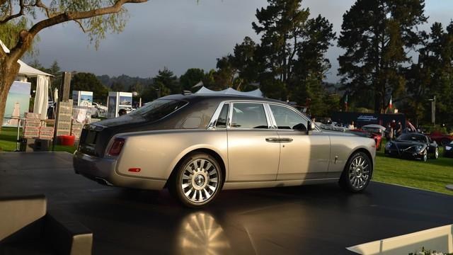 Mãn nhãn với những hình ảnh bằng xương, bằng thịt của xe nhà giàu Rolls-Royce Phantom 2018 - Ảnh 9.