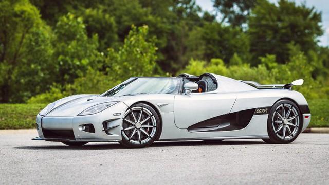 Floyd Mayweather lỗ nặng khi bán siêu xe dệt kim cương Koenigsegg CCXR Trevita - Ảnh 1.
