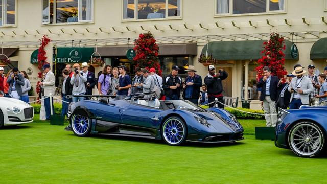 Zonda HP Barchetta - Siêu xe đặc biệt mừng sinh nhật ông chủ hãng Pagani - Ảnh 2.