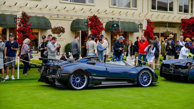 Zonda HP Barchetta - Siêu xe đặc biệt mừng sinh nhật ông chủ hãng Pagani - Ảnh 3.