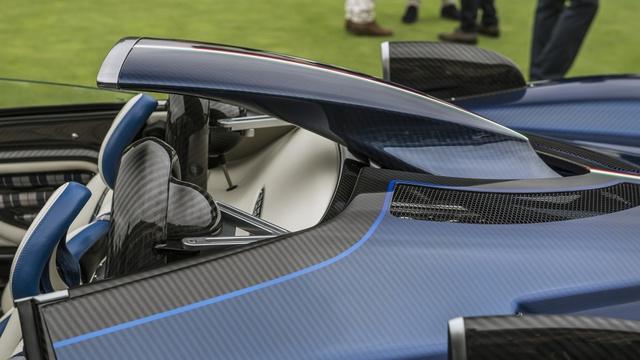 Zonda HP Barchetta - Siêu xe đặc biệt mừng sinh nhật ông chủ hãng Pagani - Ảnh 9.